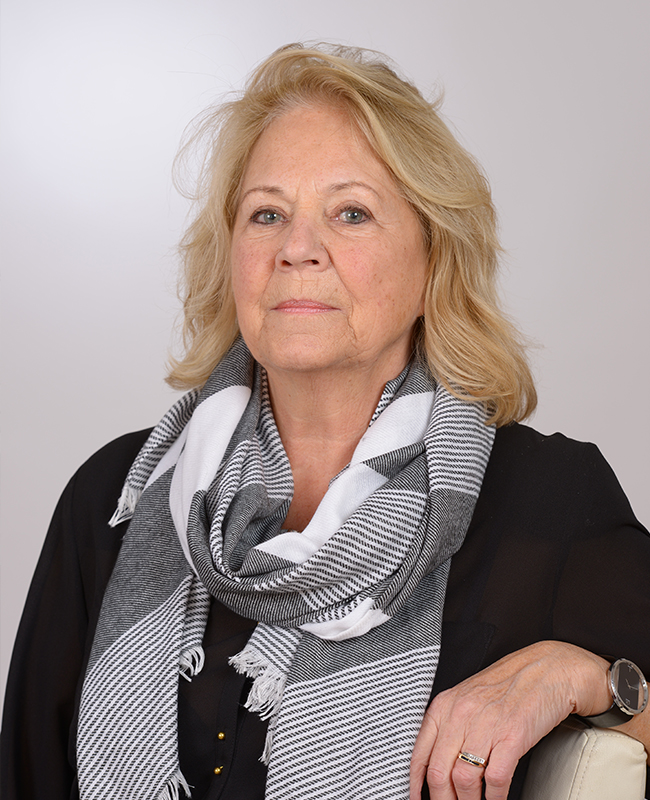 Portret van Paula Evers